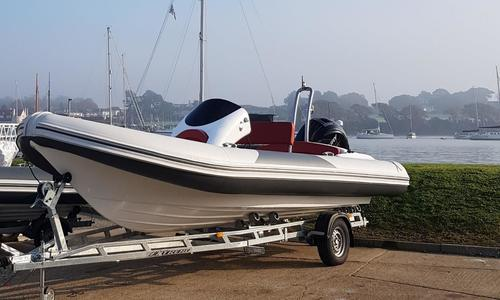 Image of Rib-X 680 XP for sale in United Kingdom for £26,860 United Kingdom