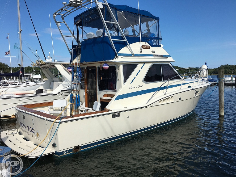 Chris Craft Commander 36 For Sale In United States Of