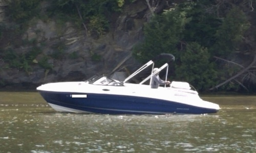 Image of Bayliner 22 VR-6 for sale in United States of America for $35,600 (£28,391) Hyde Park, New York, United States of America