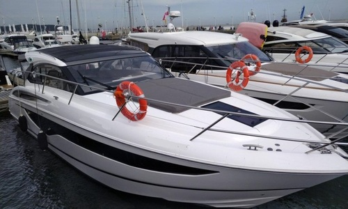 Image of Princess V40 for sale in Poland for £369,000 Poland