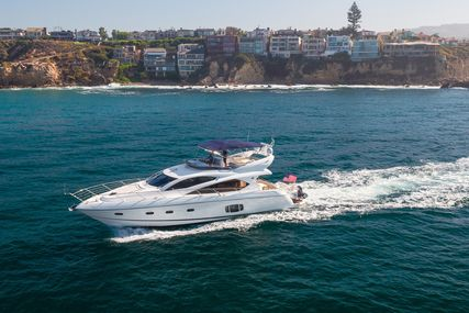 Sunseeker Manhattan 60 for sale in United States of America for $975,000 (£751,104)