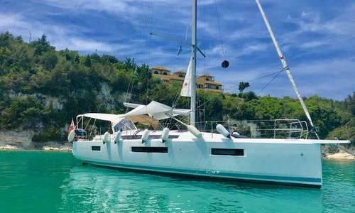 Image of Jeanneau Sun Odyssey 440 for sale in Greece for £295,000 Corfu, Greece