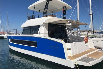 Fountaine Pajot MY 37 for sale in Portugal for €340,000 (£293,450)