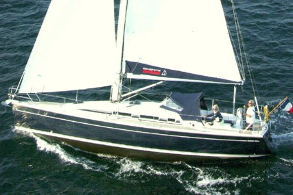 Dehler SQ 36 for sale in France for €89,000 (£81,660)