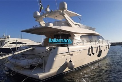 Ferretti 630 for sale in Italy for €650,000 (£549,172)