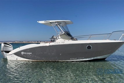 Idea Marine 70 ANGLER promo for sale in Italy for €59,900 (£53,680)