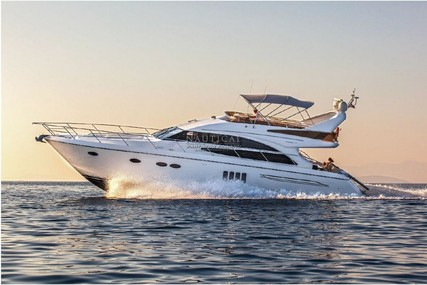 Princess 62 for sale in Croatia for €539,000 (£454,055)