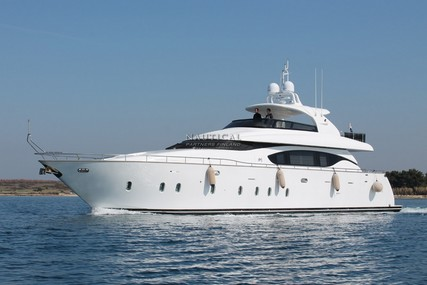 Maiora 23S for sale in Croatia for €849,000 (£710,240)