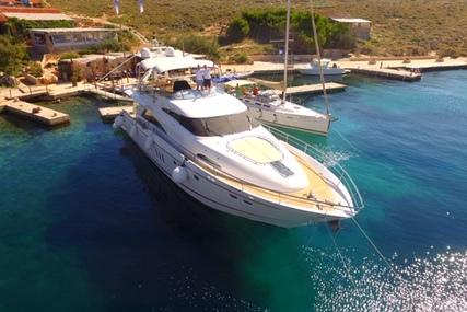 Fairline Squadron 74 for sale in Croatia for €790,000 (£724,140)