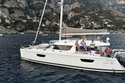 Fountaine Pajot Saba 50 for sale in Greece for $975,000 (£752,408)