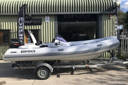 Brig Eagle 480 (2014) - ORCA Hypalon for sale in United Kingdom for £16,995