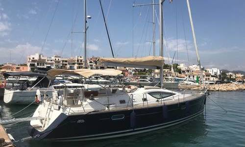 Image of Jeanneau Sun Odyssey 42 DS for sale in Spain for €120,000 (£108,457) Valencia, Spain