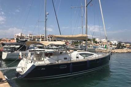 Jeanneau Sun Odyssey 42 DS for sale in Spain for €120,000 (£109,996)