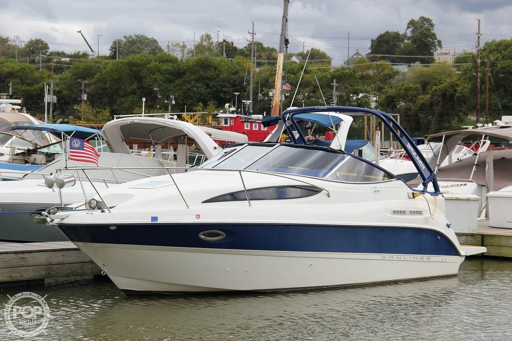 bayliner 275 cruiser for sale in united states of america for 43 000 33 115