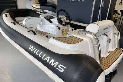Williams Turbo Jet 325 Sport 100 Hp for sale in United Kingdom for £19,950
