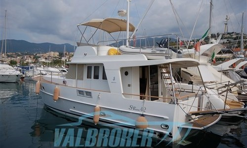 Image of Beneteau Swift Trawler 42 for sale in Italy for €198,000 (£168,971) Liguria, Italy