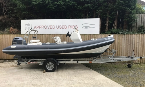 Image of Ribeye A550 for sale in United Kingdom for £35,995 South West, Dartmouth, United Kingdom