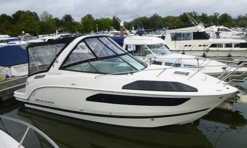 Image of Bayliner Ciera 8 for sale in United Kingdom for £79,950 Chertsey, United Kingdom