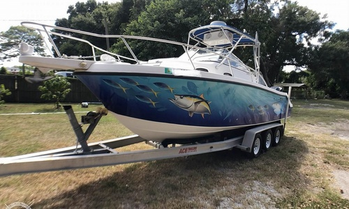 Image of Mako 253 WA for sale in United States of America for $36,700 (£28,071) Tampa, Florida, United States of America