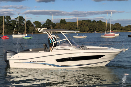 Jeanneau Cap Camarat 7.5 WA - T-Top - Yamaha F300 for sale in United Kingdom for £69,995