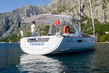 Beneteau Oceanis 45 for sale in Montenegro for €140,000 (£119,810)
