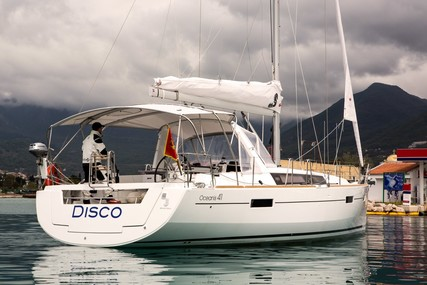 Beneteau Oceanis 41 for sale in Montenegro for €140,000 (£120,832)