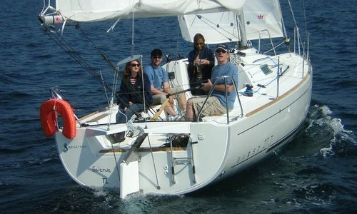 Image of Beneteau First 27.7 for sale in France for €35,000 (£31,526) Bandol, , France