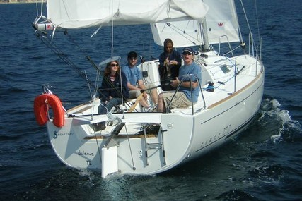Beneteau First 27.7 for sale in France for €35,000 (£29,562)