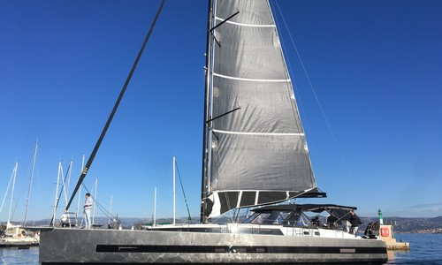 Image of Beneteau Oceanis Yacht 62 for sale in France for €792,000 (£694,438) Bandol, , France