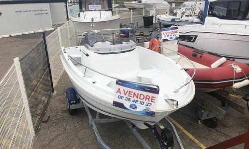 Image of Jeanneau Cap Camarat 5.5 CC serie 2 for sale in France for €34,990 (£31,486) Le Havre, , France