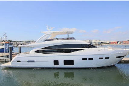 Global Yachts UK Princess 75MY for sale in France for £2,250,000