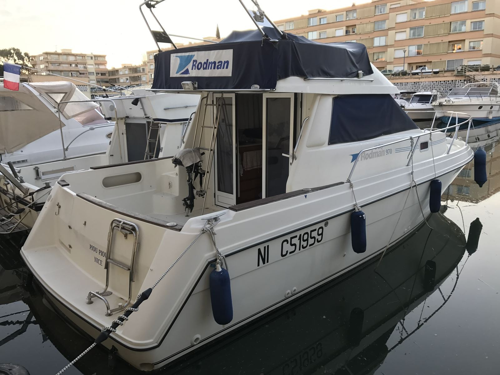 rodman 970 for sale in france for 64 990 56 164