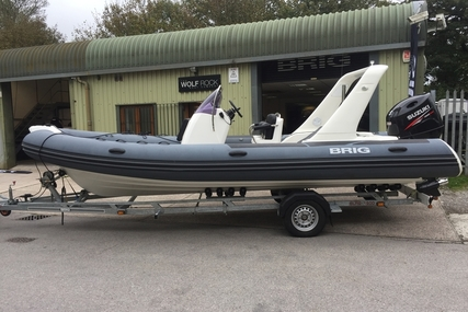Brig Eagle 650 (2017) - ORCA Hypalon Fabric Impression for sale in United Kingdom for £39,995