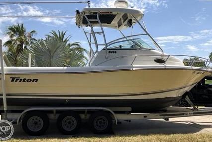 Triton 2486 WA for sale in United States of America for $28,500 (£21,993)