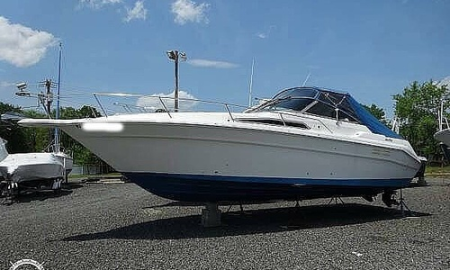 Image of Sea Ray 310 Express Cruisers for sale in United States of America for $16,250 (£12,137) Forked River, New Jersey, United States of America