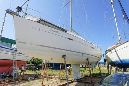 Beneteau Oceanis 50 for sale in Greece for €165,000 (£143,455)