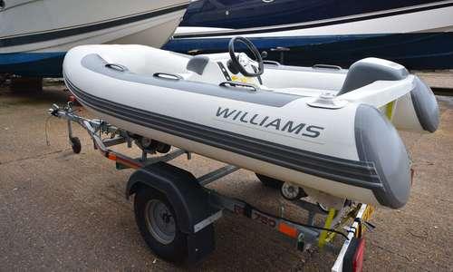 Image of Williams MINIJET 280 for sale in United Kingdom for £14,950 Boats.co., United Kingdom