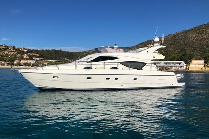 Ferretti 500 for sale in France for €300,000 (£257,869)