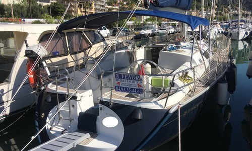 Image of Jeanneau Sun Odyssey 40 for sale in France for €69,000 (£60,578) Menton, , France