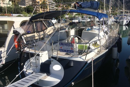 Jeanneau Sun Odyssey 40 for sale in France for €69,000 (£62,152)