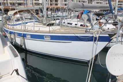 Hallberg-Rassy 38 for sale in Spain for €79,500 (£66,928)