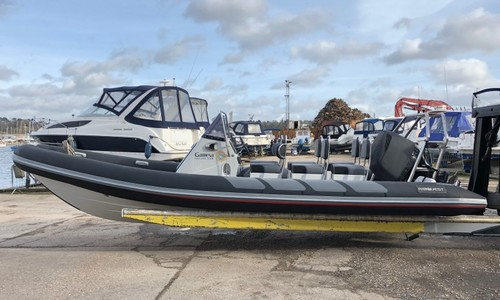 Image of RibQuest Rib 7.8 for sale in United Kingdom for £37,995 United Kingdom