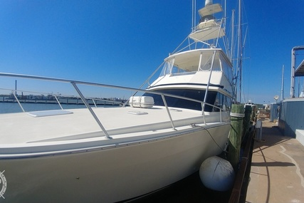 Viking Yachts 53 Convertible Sport Fisherman for sale in United States of America for $124,000 (£94,271)