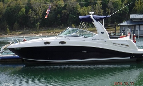 Image of Sea Ray 260 Sundancer for sale in United States of America for $55,600 (£42,197) Lancaster, Tennessee, United States of America