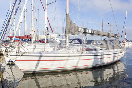 Dehler 36 CWS for sale in Netherlands for €49,000 (£44,409)