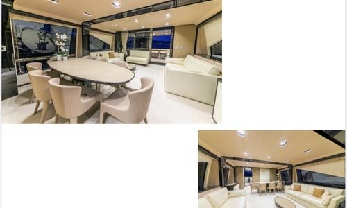 Image of Global Yachts UK Azimut 80 for sale in Turkey for £2,500,000 Turkey, Turkey