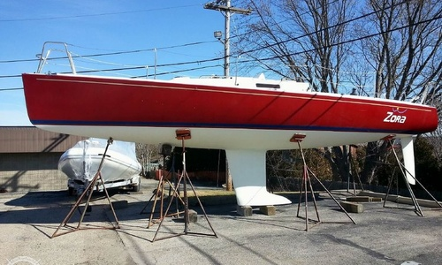 Image of J Boats J100 for sale in United States of America for $65,000 (£52,188) Carlstadt, New Jersey, United States of America