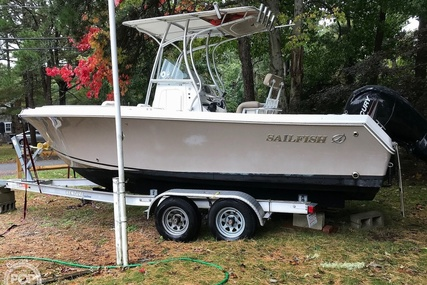Sailfish 220 CC for sale in United States of America for $48,900 (£39,616)