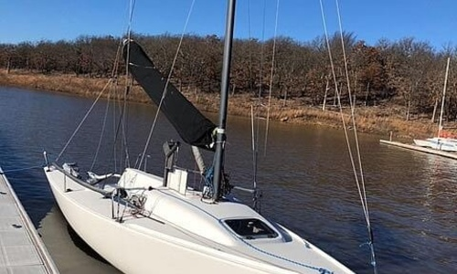 Image of J Boats J/70 for sale in United States of America for $35,800 (£28,741) Sand Springs, Oklahoma, United States of America