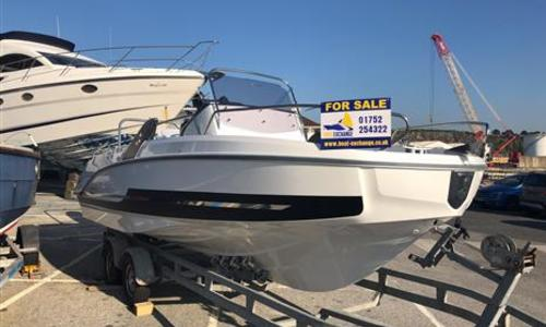 Image of Beneteau Flyer 6.6 Spacedeck for sale in United Kingdom for £39,995 Plymouth, United Kingdom